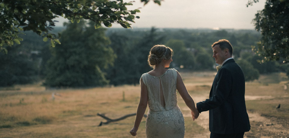 Couple richmond park london - Exquisite Wedding Photography
