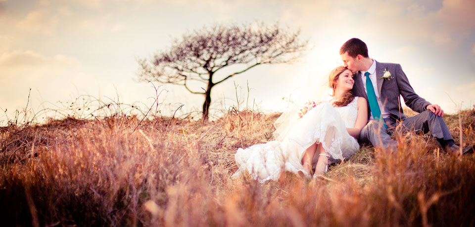 Couple landscape - Exquisite Wedding Photography