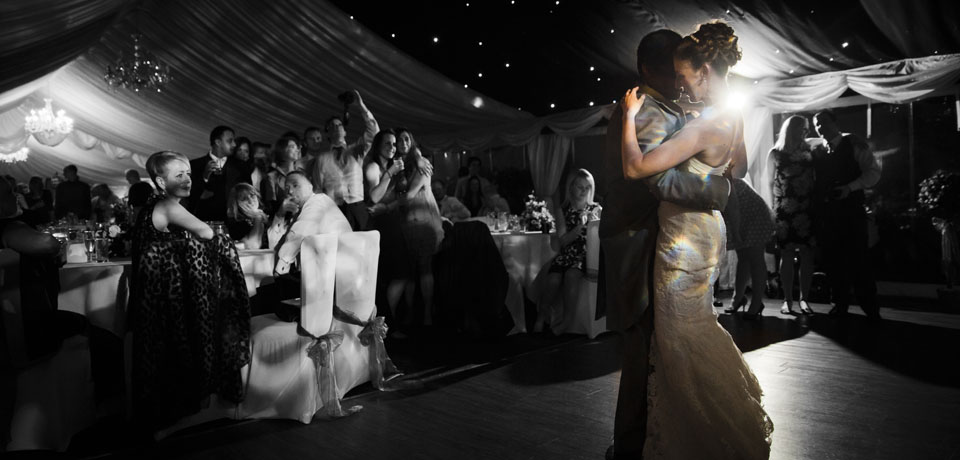 couple first dance Cardiff New house hotel - Exquisite Wedding Photography