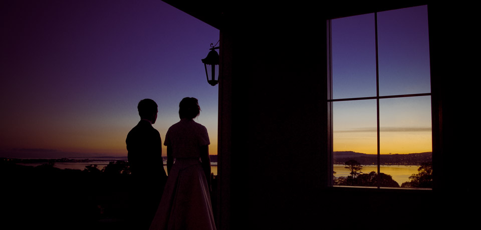 Wedding Photography sunset amazing colours silhouette